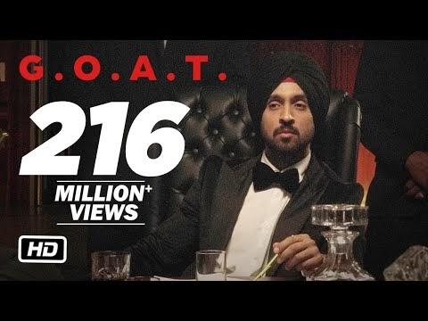 Diljit Dosanjh new Song 'G.O.A.T.' Tehelka on YouTube