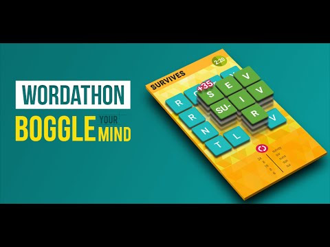 Wordathon: Boggle your Brain