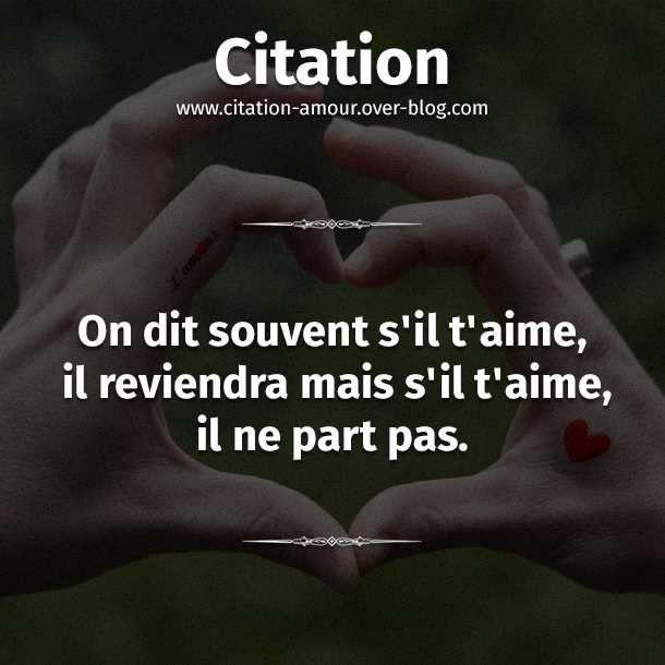 Citation Couple Amour, Citation | clecyluisvia web
