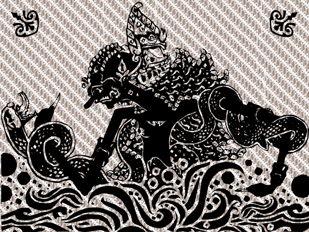 Display 721 Gunungan Wayang Kulit Wallpaper Investingbb