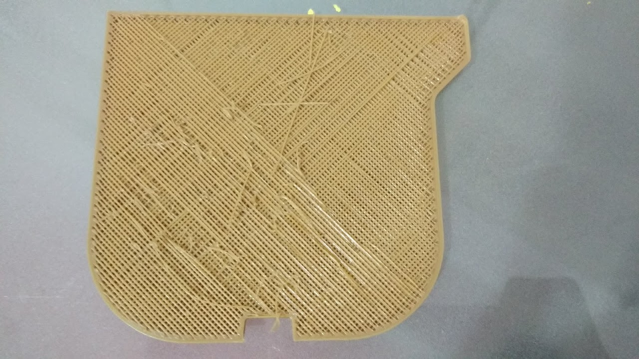 Underextrusion on infill (and only on infill) - Google Groups