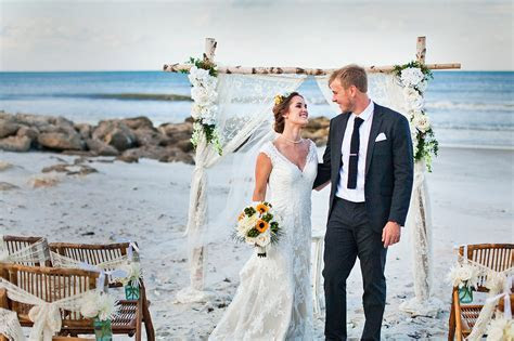 Georgia and Florida Beach Weddings. Build Your Own Beach