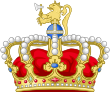 Heraldic crown of the King of Norway.svg