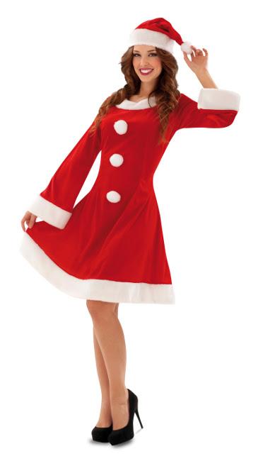 Resultado de imagen para disfraz navideño para mujeres