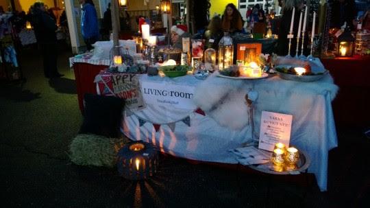 Markkinoilla Living and Room -tuotteiden kanssa VII