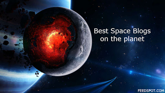 Top 60 Space Websites and Blogs For Space Industry Pros