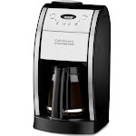Cuisinart Grind-and-Brew Black/Chrome 12-Cup Automatic Coffeemaker One Size at Nordstrom Rack - Home