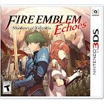 Fire Emblem Echoes: Shadows of Valentia [Nintendo 3DS Game]