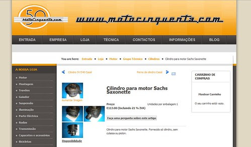 MotoCinquenta.com