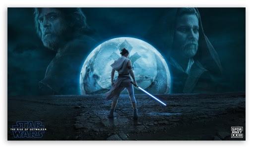 Movie Wallpaper Star Wars The Rise Of Skywalker Wallpaper Hd