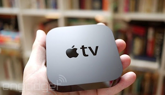 New Apple TV hardware reportedly won't show up at WWDC, either