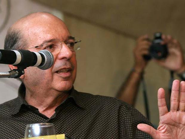 Iberê foi deputado estadual, deputado federal e governador do RN (Foto: Canindé Soares/G1)