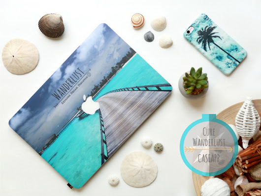 Cure Wanderlust with CaseApp - Review + Giveaway