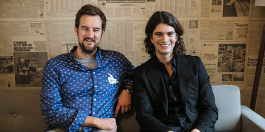 The government says there's 'merit' in an ex-employee's charges against WeWork