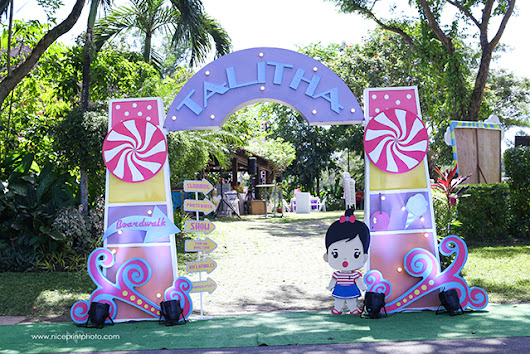 Talitha's Boardwalk Baby Fair Theme Party – 1st Birthday | Party Doll Manila