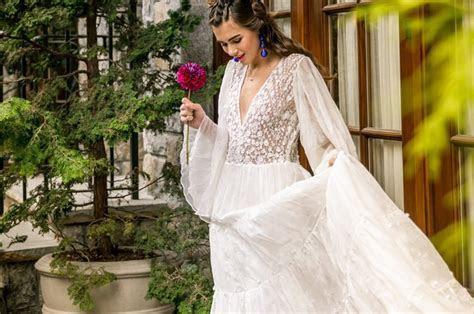 Spanish Inspired Wedding Dress   Southern Bride