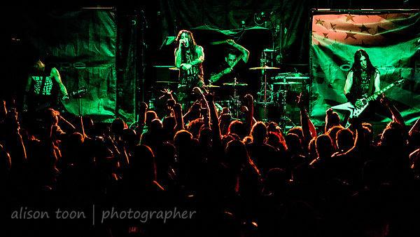 Dope live in Sacramento, 2014