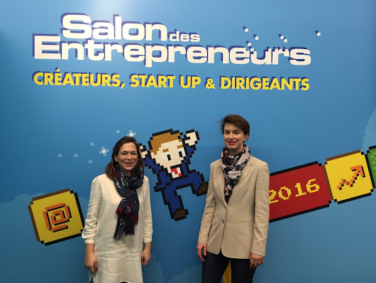 "IPSIDE on Twitter: ""IPSIDE à la rencontre des entrepreneurs #SalonEntrepreneurs """