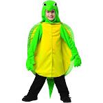 Turtle Costume Child Toddler 3-4T