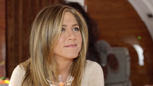 Jennifer Aniston Is Spoiled Rotten in This Ritzy, Mile-High Ad for Emirates Airline
