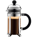 Bodum Chambord French Press (12 Oz., Chrome)