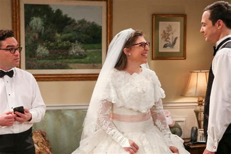 The Big Bang Theory: Amy and Sheldon Tie the Knot