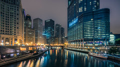 Walking the Chicago River with the Sony A7r2