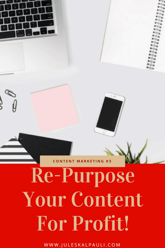 Learn How I breath New Life in our Posts: Content Repurposing