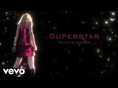 Taylor Swift - Superstar (Taylor's Version) Lyrics