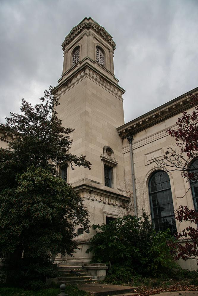 St. John's Methodist Church © 2015 sublunar