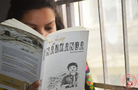 Book Review: Teashop at Narkanda  | Himachal Watcher