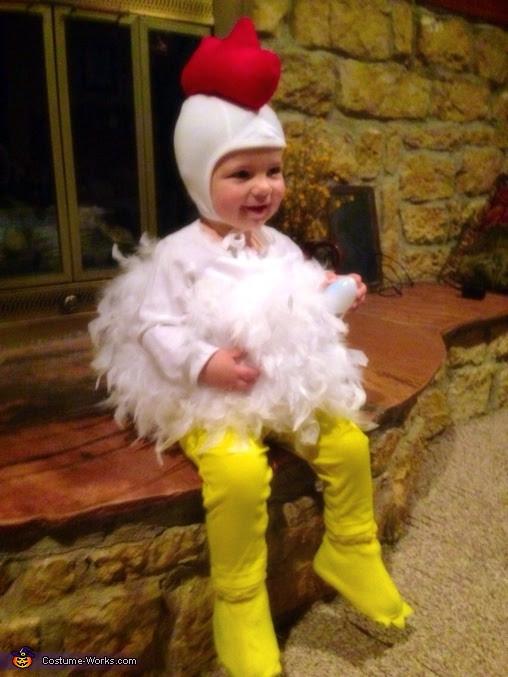 The cutest little chicken!, Cutest Chicken Baby Costume
