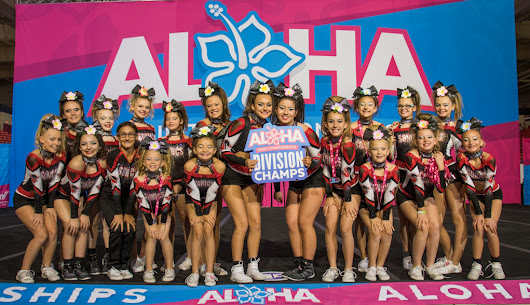 Universal Gymnastics And All Star Cheer Compete In Las Vegas - River Scene Magazine