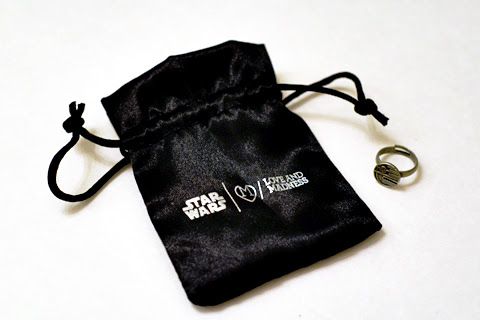 Love and Madness: Death Star Accessories | Anakin and His Angel