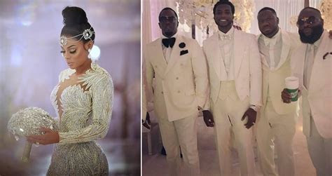 See First Photos From Rapper, Gucci Mane And Keyshia Ka