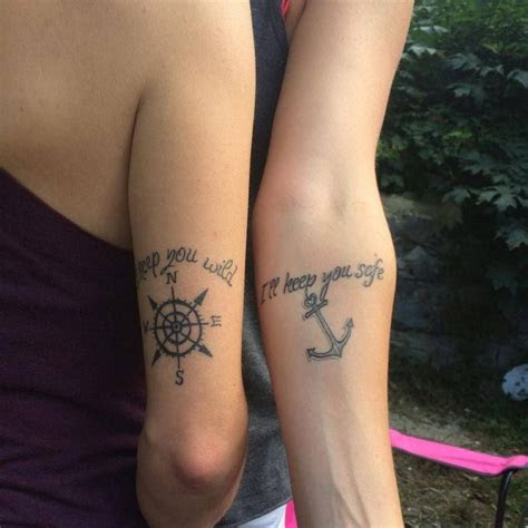 sisters anchor quote google search tattoos