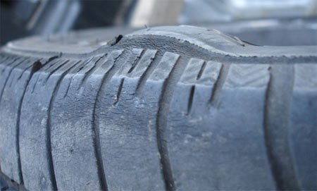 Should You Worry About Bubbles in Your Tires? | Used Tires Houston