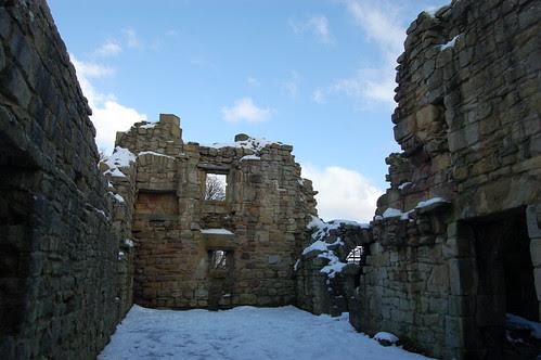 Hollinside Manor in snow Jan 10 no 38