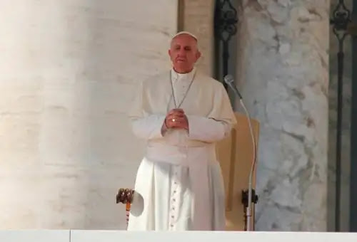 Papa Francisco. Foto: Alberto Chinchilla / ACI Prensa