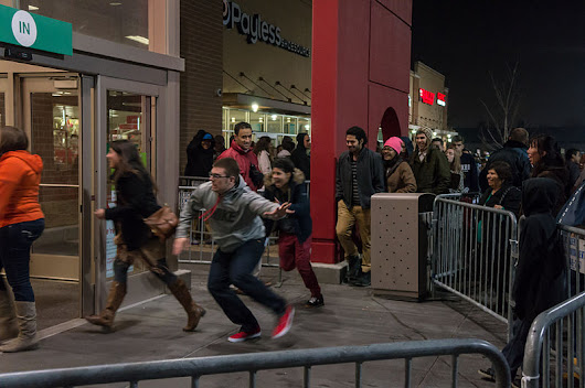 Why Black Friday will be the downfall of American civilization