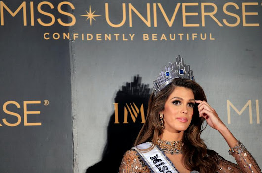 Aspiring French dentist wins Miss Universe; advocates teaching, toothcare
