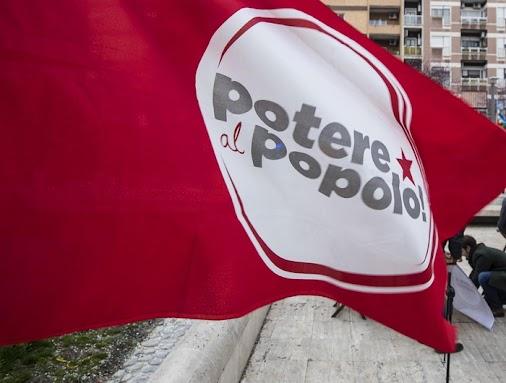 """Regionali: Potere al Popolo non ci sarà - """"N..."""
