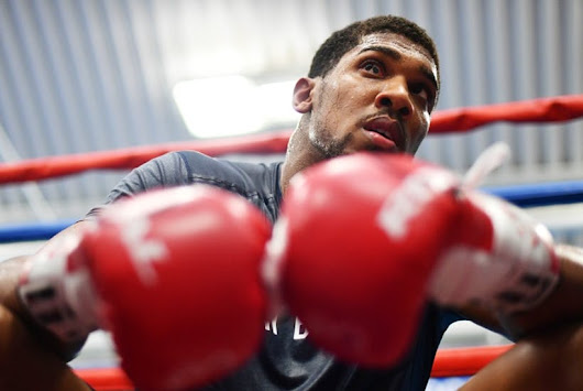 Trust Anthony Joshua to revive the glory and glamour of heavyweight boxing