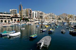 St. Julians Bay Malta