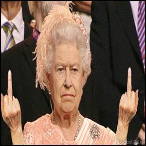 О Елизавете II, королевe Великобритании