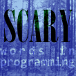 You're invited to the Scary Words in Programming Carnival! - Pam The Webivore