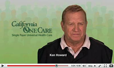 California OneCare 365 Ad #15 Ken Howard