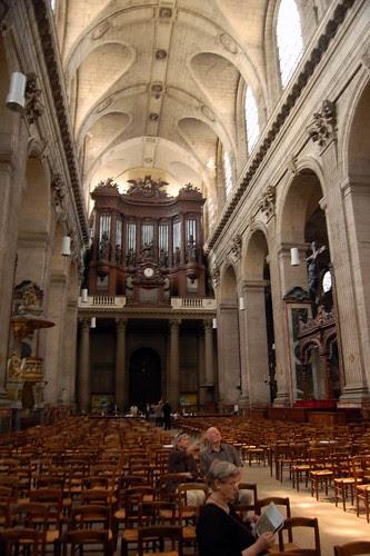 【巴黎】聖修爾畢斯教堂玫瑰線 @ 想要旅行的念頭停不住...