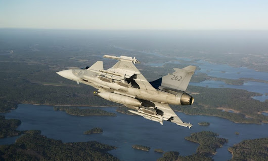 Sweden Remains Open to Negotiation with Bulgaria on Gripen Fighters