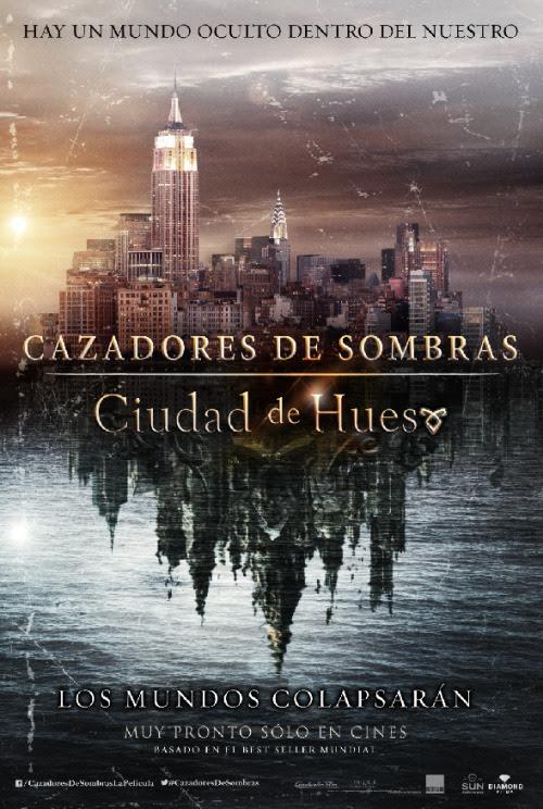 Cazadores de Sombras 1: Ciudad de Hueso - Cassandra Clare